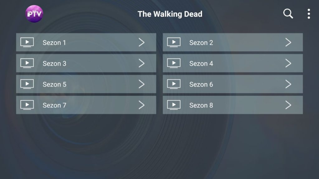 ThE walKing Dead iPTV