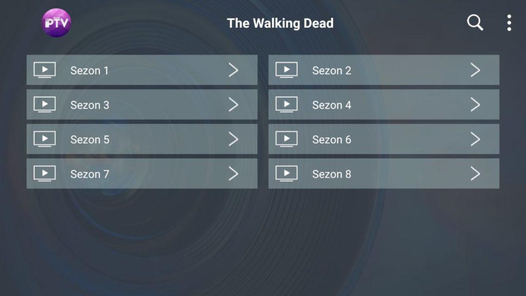 ThE walKing Dead iPTV